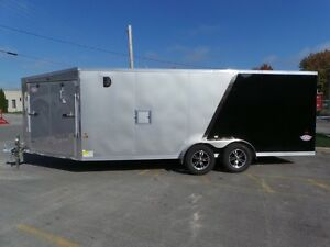 2017 AMERALITE SNOW MOBILE TRAILER