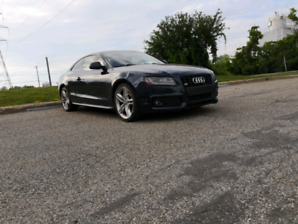 Audi s5 very clean low km