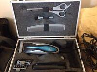 Nicky Clarke hair clipper kit