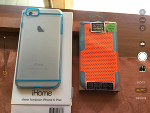Covers  for phones.     1. Left.    I phone sheer