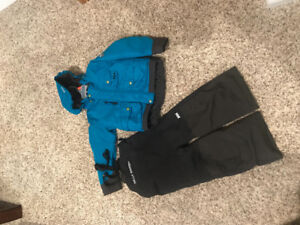 Kids Helly Hanson snow suit
