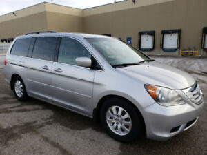 2010 HONDA ODYSSEY EX-L LEATHER SUN REMOTE PERFECT CONDI 8-SEATS