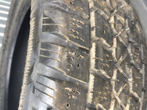 4winter tires 185/65R14 almost new arctic