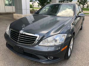 2009 Mercedes-Benz S450 4MATIC-Navigation, Back Up Camera