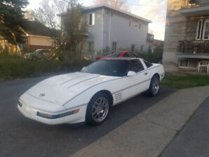 1993 Chevrolet Corvette - Superbe condition (111 000 Km)