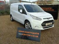 2017/67 Ford Transit Connect 240 Limited L2 1.5TDCi Euro6
