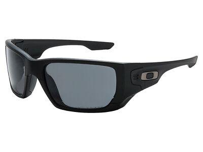 Oakley SI Style Switch Polarized Sunglasses OO9194-12 Black/Grey, (Oakley Style Switch)