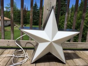 Jolies lampes Western/Beautiful Western star lamps