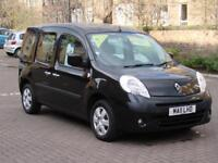 FINANCE AVAILABLE!! 2011 RENAULT KANGOO 1.5 EXPRESSION DCI 5d 89 BHP, 1 YEAR MOT