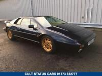 1988 LOTUS ESPRIT 2.2 TURBO X180 215 BHP