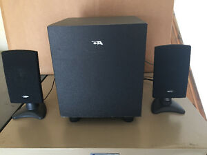 Stereo Computer Speakers