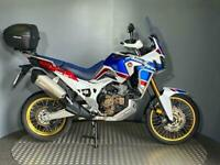 Honda CRF 1000 L DCT Africa Twin Adventure Sport 2018 with 3968 miles