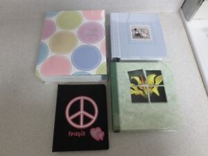 Variety of 4x6 Photo Albums