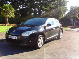 Stunning 2010 Ultra Low Mileage Renault Megane 1.6VVT Dynamique New MOT Must See