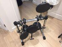 Gibraltar hardware practice drum pad and rack kit