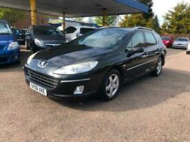 image for 2006 Peugeot 407 1.6 HDi 110 SE 5dr ESTATE Diesel Manual