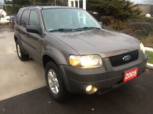 Lease to own in 2 years for $234+hst p/month 2005 Ford Escape