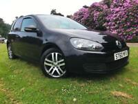 *6 MTHS WARRANTY*2010(60)VW GOLF 1.4 TWIST 3DR WITH UPGRADED MUSIC ENTERTAINMENT