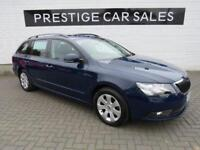 2014 Skoda Superb 1.6 TDI GreenLine III CR DPF S 5dr Diesel blue Manual