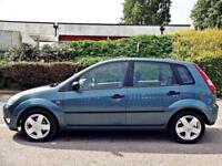 2002 Ford Fiesta 1.4 Zetec 5dr