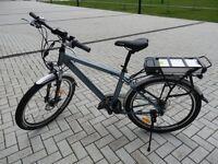 bike Electric WOOSH electric bike