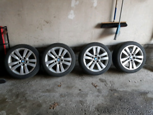 BMW 225 45 17 5x120