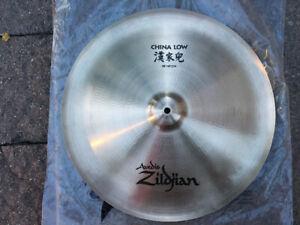 """Zildjian Cymbal-  China Low, 18"""""""