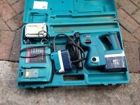 Makita hammer drill for sale