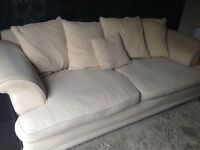 Sofa 3 seater free to collect
