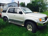 1997 Limited Toyota 4Runner SUV, Crossover