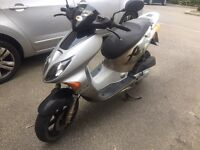 Honda x8r scooter moped 50cc - £450
