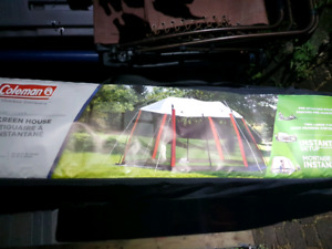 Coleman over sized instant screen dining tent 15 x 13