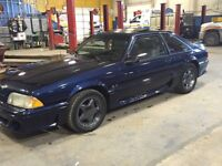1989 Ford Mustang GT 5.0L H.O