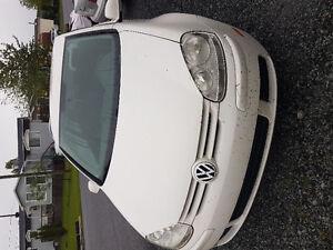2008 Volkswagen Rabbit 2.5litre 119 000km