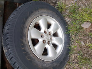 16 inch dodge dakota Rims for sale