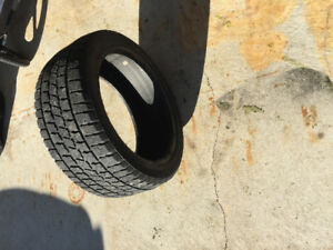 4 winter tires 225/45 R17