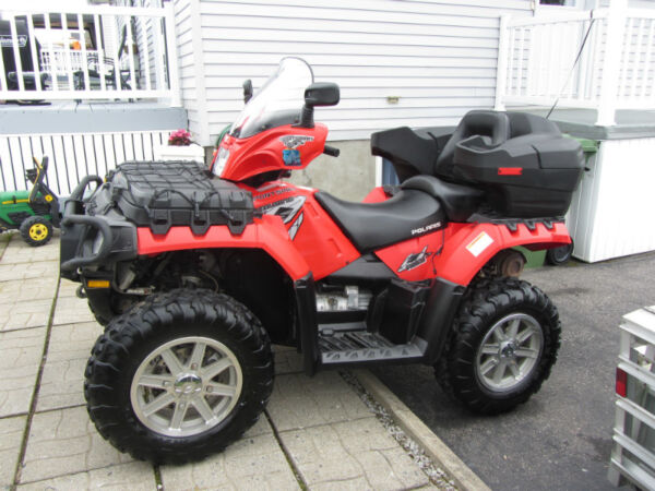 Used 2010 Polaris SPORTSMAN TOURING 850 XP EPS 2010