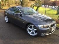 BMW 3 Series 335i SE Coupe PETROL AUTOMATIC 2008/08