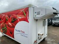 15FT THERMO KING FRIDGE/FREEZER BOX BODY,STORAGE,COLD ROOM, OVERNIGHT STAND BY
