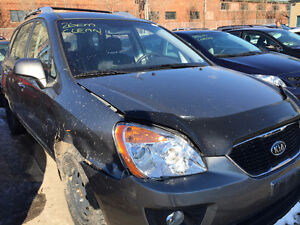 2011 Kia Rondo with only 26,000 km just arrived at Pic N Save!