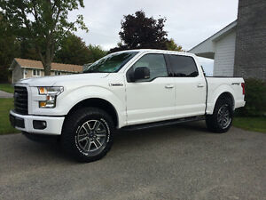 2016 Ford F-150 SuperCrew