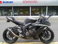 2016 66 plate Kawasaki Ninja ZX636 with 1834 low miles in stunning condition