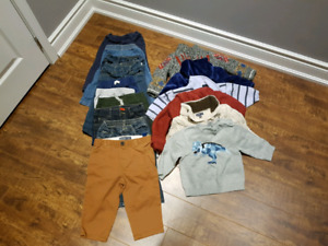 Boys clothing 18 month & 18 -24 months