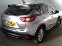 2013 MAZDA CX 5 2.2d [175] Sport Nav 5dr AWD Auto SUV 5 Seats