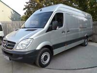 2012 MERCEDES Sprinter Sprinter 310 XLWB High roof 2.1 Manual Diesel LWB Panel V