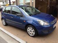 Ford Fiesta 1.6 auto 2006.5MY Style Climate 54k from been