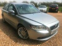 2008 Volvo S40 2.0D SE Lux 4dr Powershift SALOON Diesel Automatic