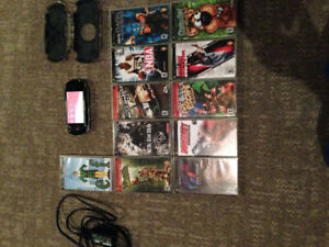 Psp in mint condition need it gone by today