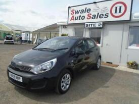 2012 KIA RIO 1.2 1 - 31,225 MILES - SERVICE HISTORY - LOW INSURANCE - £30 TAX