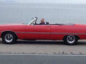 1969 Chrysler Newport Convertible...FINAL REDUCTION!!!